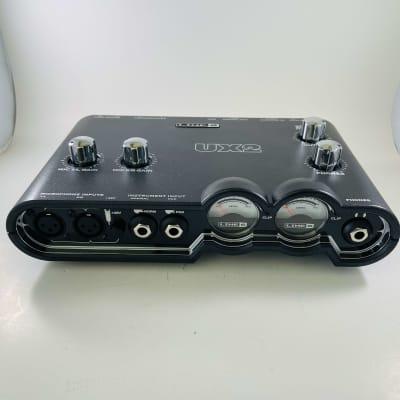 Line 6 POD Studio UX2 USB Audio Interface *Sustainably Shipped*