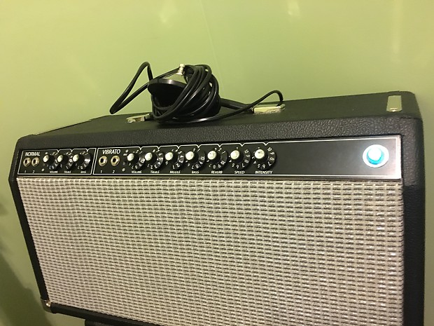 Handwired Point To Point Fender Super Reverb Vibrolux