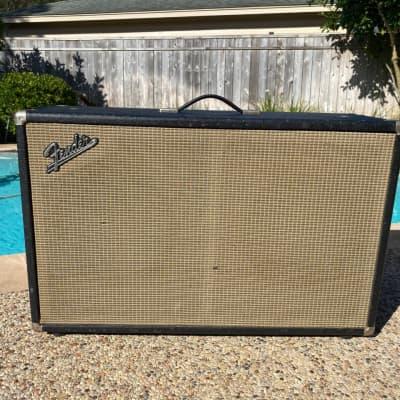 Fender Blackface  Bandmaster 2-12 Cabinet - 1967