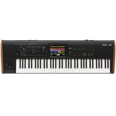Korg Kronos 2 73 Key Keyboard Workstation