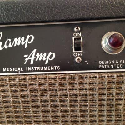 Fender 1965 Champ Amp Blackface