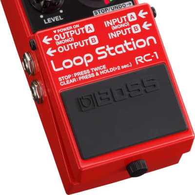 Boss RC-1 Loop Station Pedal for sale