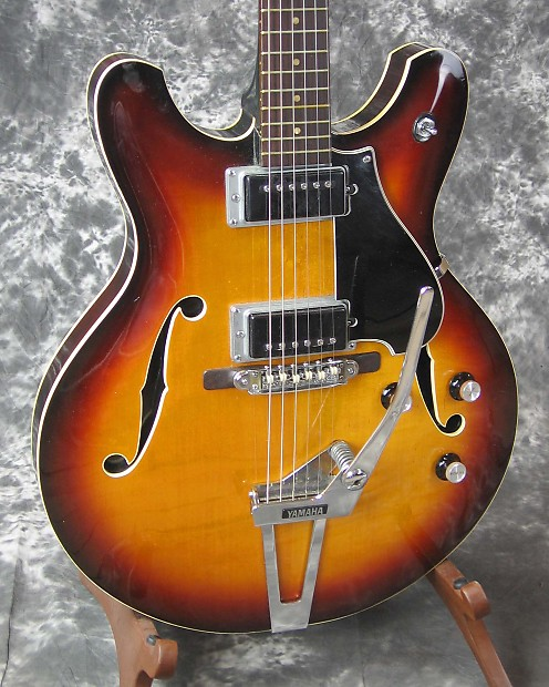 exc vintage 1969 yamaha sa30t electric guitar w hc reverb. Black Bedroom Furniture Sets. Home Design Ideas