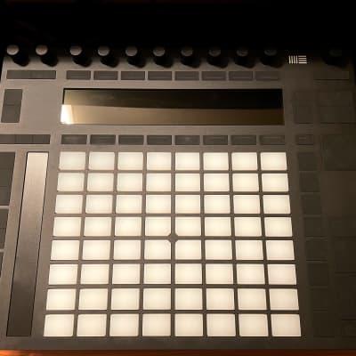 Ableton Push 2 Controller + Desksaver and Gator Travel Bag
