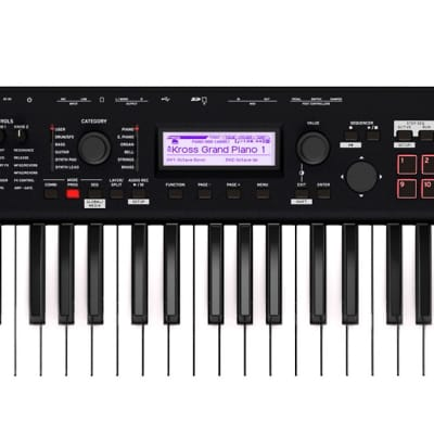 Korg KROSS 2 61 61-Key Synthesizer Workstation