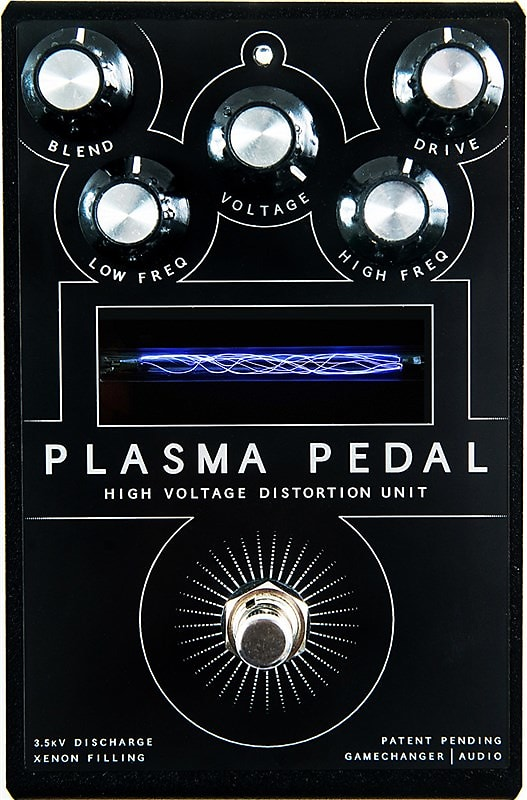 Gamechanger Audio Plasma High Voltage Distortion Pedal  In Stock *Free Shipping in the USA*