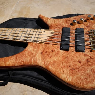 Surine Quest 5-String Handcrafted Bass for sale