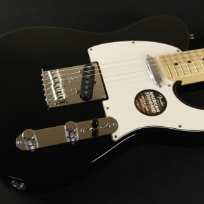 Fender American Standard Telecaster - Maple Fingerboard - Black 0113202706 (196) for sale