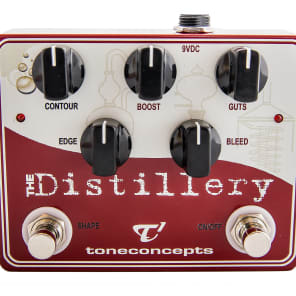 Tone Concepts The Distillery Booster