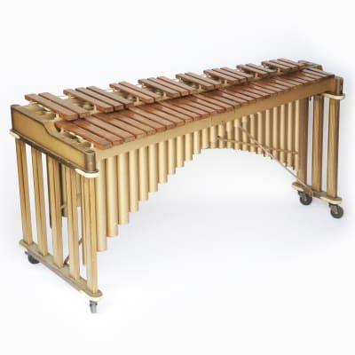 1948 Deagan Model No. 50 Caprice Vintage Marimba Brazilian Rosewood Xylophone Vintage Percussion