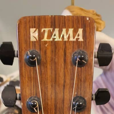 Tama 3555 Dreadnought Made In Japan Solid Top for sale