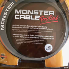 Monster Cable Acoustic 12 ft. BRAND NEW!!