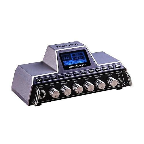 New Mooer Little Tank D15 Modeling Mini Guitar Amplifier Head image