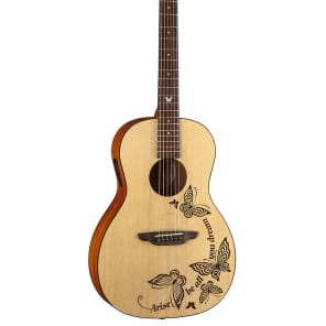 Luna GYP DREAM Gypsy Dream Acoustic Guitar for sale