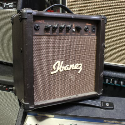 Ibanez ACA15 Acoustic Practice Guitar Amp - local pickup only, IL