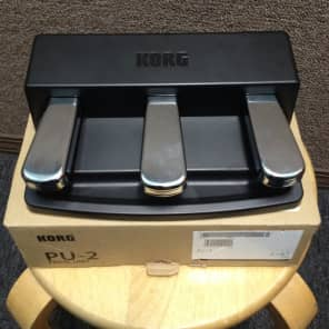Korg PU-2 Three-Pedal Unit
