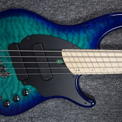 Dingwall Combustion (5), Whalepool Burst w/Quilt Maple Top *Pre-Order ETA=November 2020 for sale