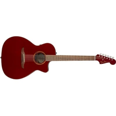 Fender Newporter Classic, Hot Rod Red Metallic for sale