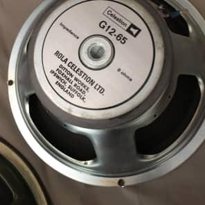"Celestion Heritage G12-65 12""  65-Watt 8 Ohm Speaker"