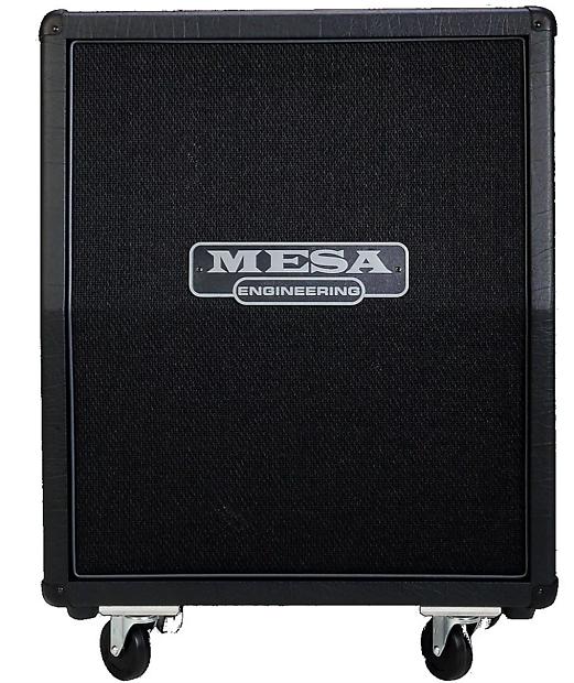 Mesa Boogie 2x12 Recto Vertical Cabinet   Reverb