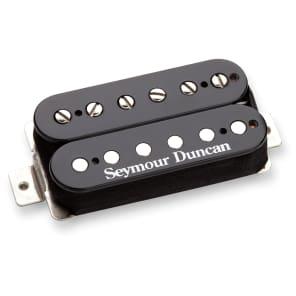 Seymour Duncan BLACK WINTER Humbucker Guitar Pickups Set Pair 11102-92-B