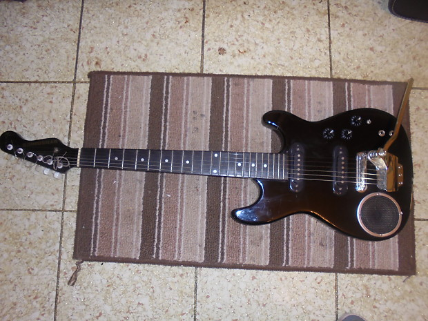 1980's Synsonic Terminator Guitar with built in amp and | Reverb on johnson electric guitar, takamine electric guitar, epiphone electric guitar, silvertone electric guitar, daisy rock electric guitar, series 10 electric guitar, danelectro electric guitar, dixon electric guitar, yamaha electric guitar, ibanez electric guitar, tanara electric guitar, fender electric guitar, ernie ball electric guitar, gibson electric guitar, peavey electric guitar, gretsch electric guitar, electric travel guitar, squier electric guitar, washburn electric guitar, aria electric guitar,