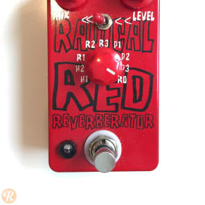 Dr. Scientist Radical Red Reverberator