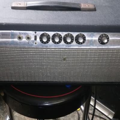 Fender Bassman 100 Head Silverface 1970s