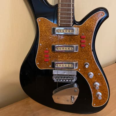 Aelita  Electric Guitar USSR Russian Soviet Vintage for sale