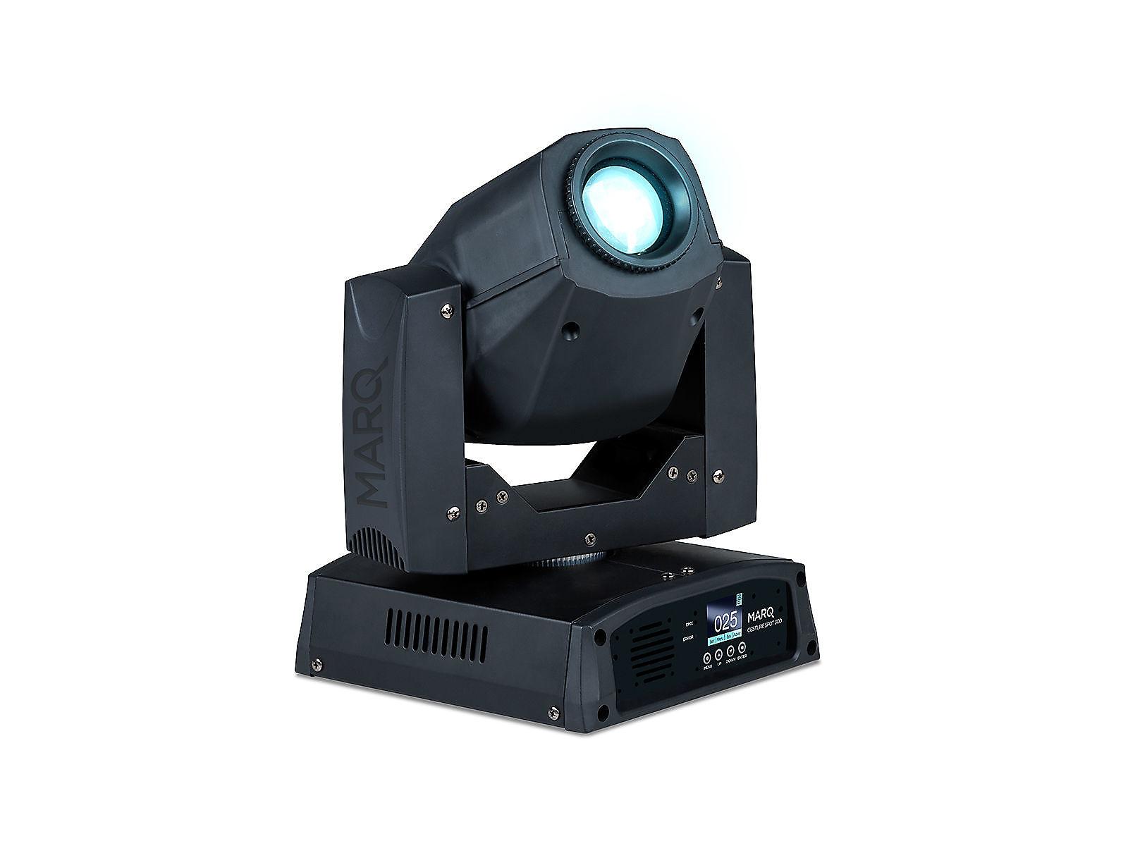 MARQ Gesture Spot 300 60W LED Manual Focus Spotlight