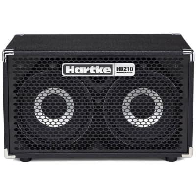 """Hartke HD210 HyDrive 2x10"""" 500-Watt Bass Cabinet"""