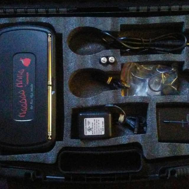 Hohner Hoodoo Hand Harmonica Wireless Microphone System image