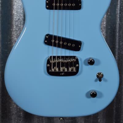 G&L USA SC-2 Himalayan Blue Guitar & Bag SC2 #6007 for sale