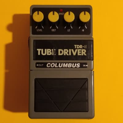 Columbus TDR-5 Tube Driver made in Japan by Aria. Very rare!
