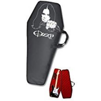 Coffin Cases Ozzy Osbourne Gaming controller Bag or for cigar box guitars