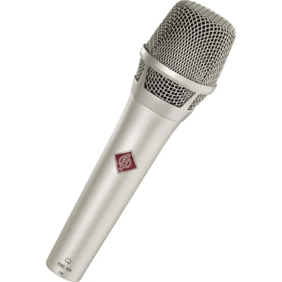Neumann KMS 104 PLUS Cardioid handheld with extended bass fr