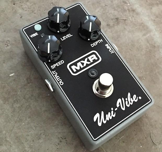 MXR M68 Uni-Vibe Chorus//Vibrato