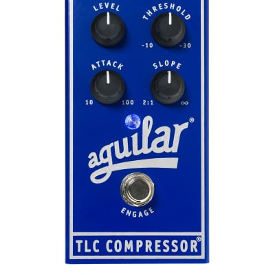 Aguilar TLC Compressor Bass Effect Pedal for sale