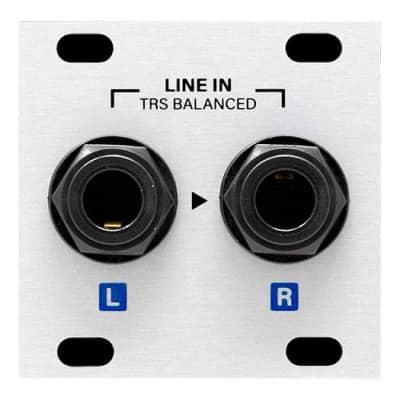 Intellijel Stereo Line In Jacks 1U