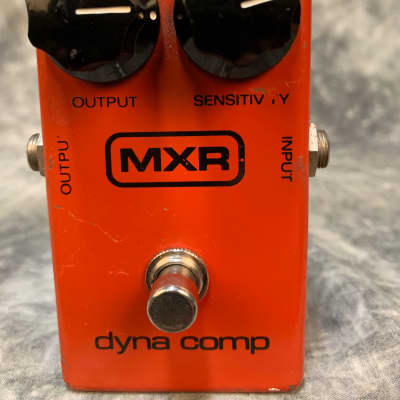MXR Dyna Comp Vintage 1980
