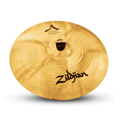 Zildjian A Custom Medium Crash Cymbal, 17 Inch, A20827