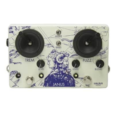 Walrus Audio Janus Tremolo/Fuzz Guitar Effects Pedal with Joystick Controls for sale