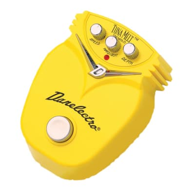 Danelectro DJ-5 Tuna Melt Tremolo Pedal Effect for sale