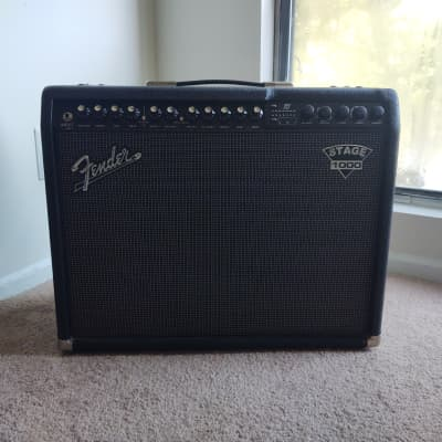 2005 Fender Stage 1000 Combo Guitar Amp, Great Condition!