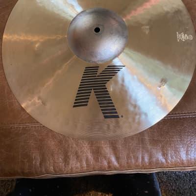 "Zildjian K0933 18"" K Cluster Crash Cymbal"