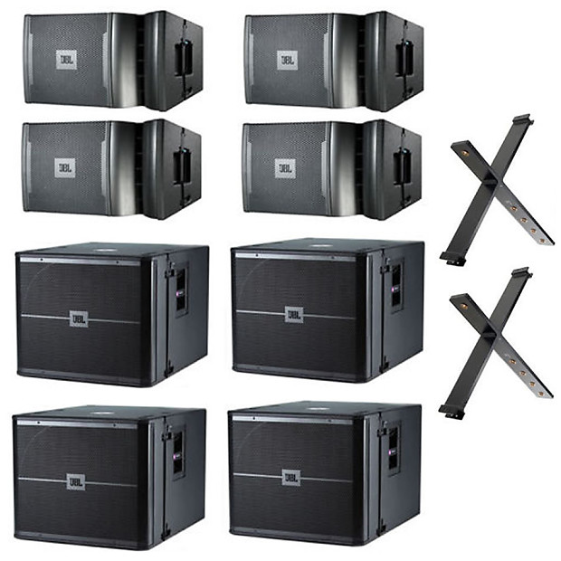 Jbl Vrx 900 Series Active Line Array Dj Pa System