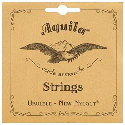 Aquila AQ-4U Nylgut Soprano Ukulele Strings