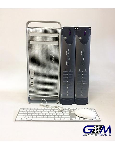 Pro Tools HDX PCIe Avid HD IO 32x32 Apple Mac Pro 2012 12 Core 3 46GHz HD12