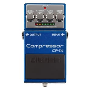 Boss CP-1X Compressor FREE U.S. EXPRESS SHIPPING