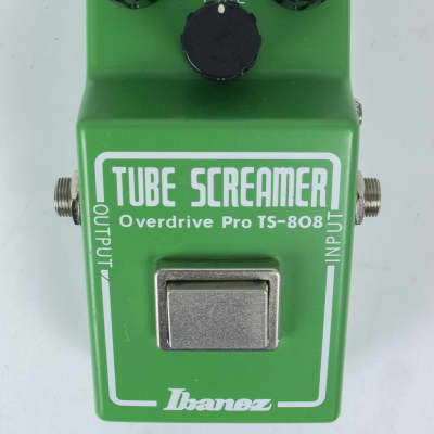 Ibanez TS-808 35th Anniversary Overdrive